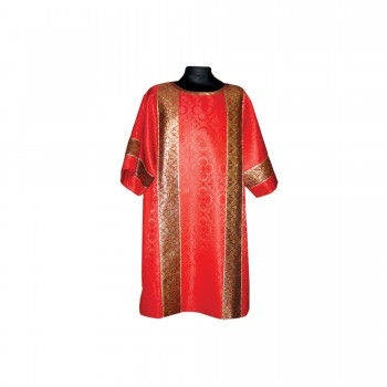 Traditional Lateral Banding Design Dalmatic