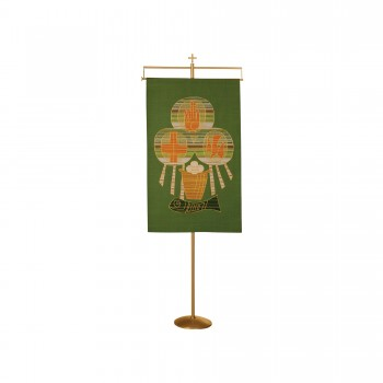 Steel Banner Stand