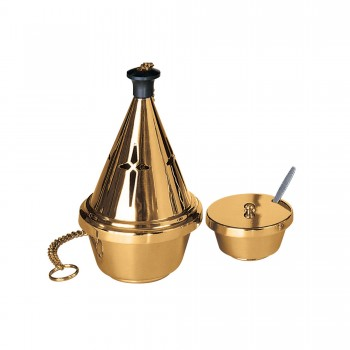 Elegant Censer and Boat