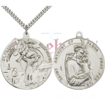 St. Francis of Assisi Medals