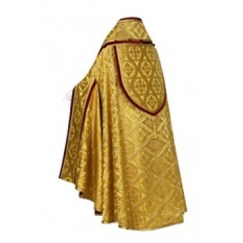 Gold Brocade Verona  Cope