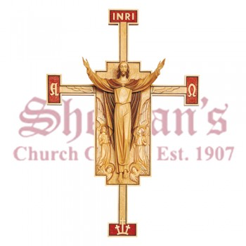 Risen Christ On Special Cross
