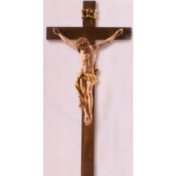 Italian Designed Corpus on Carved Cross