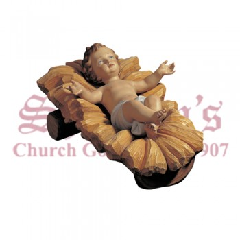 Holy Child - With Manger