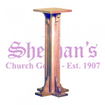 Column Style Flower Stand
