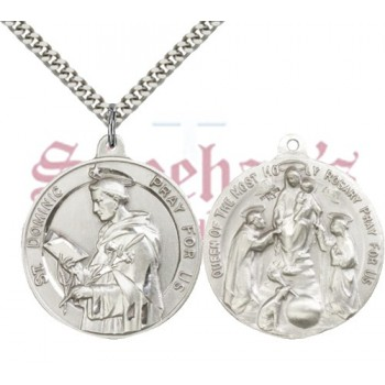 St. Dominic Medals