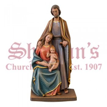 Holy Family -3/4 Relief