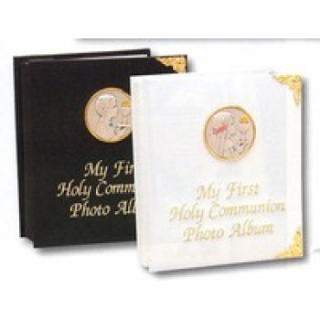 Leatherette First Communion Photo Album