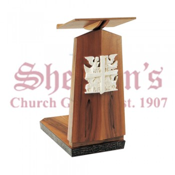Lectern - With Symbols Of 4 Evangelists