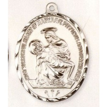 Christian Mother Pieta Medal