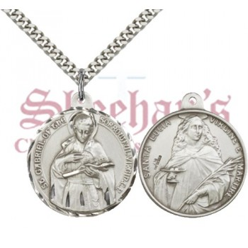St. Gabriel of the Blessed Virgin Medals