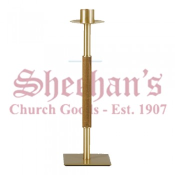 Short Paschal Candlestick with Square Base