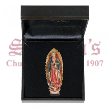 Our Lady of Guadalupe in Gift Case