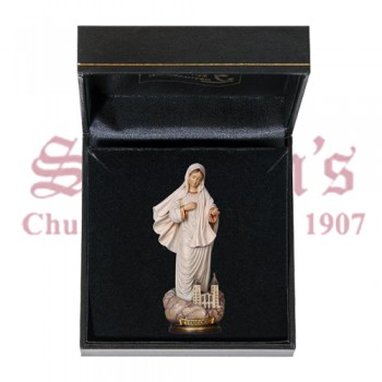 Our Lady of Medjugorje with Case
