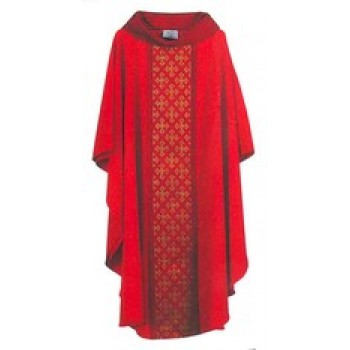 Chasuble with Silk Piping