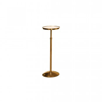 Adjustable Flower Stand with Round Base