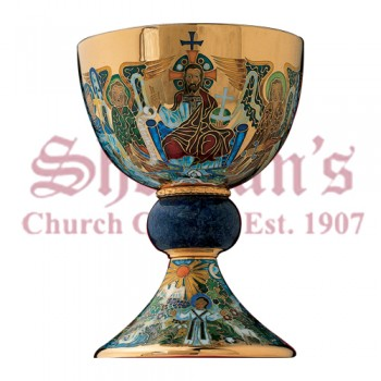 The Genesis Chalice and Paten