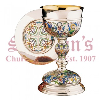The Florentine Chalice and Paten