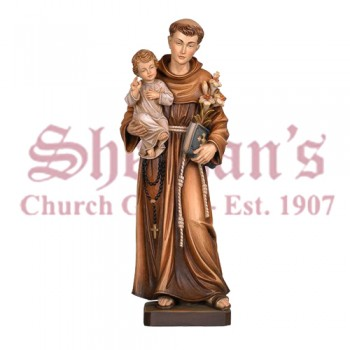 Anthony and the Child Jesus by Pema Studios