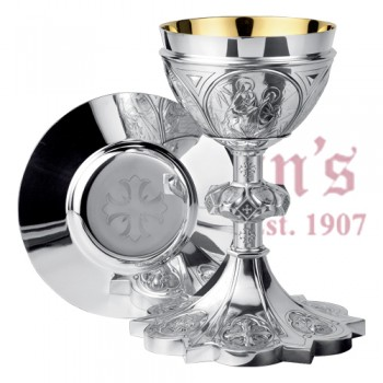 Chalice with Life of Christ