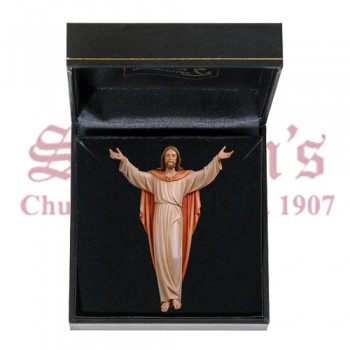 Risen Christ with Gift Case