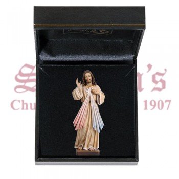 Divine Mercy with Gift Case