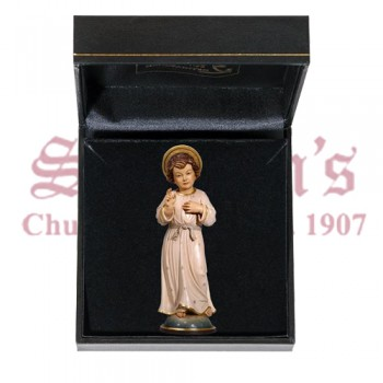 Jesus Child with Gift Case