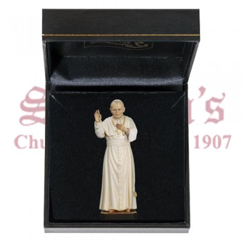 Pope John Paul II with  Case