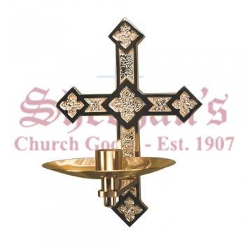 Bronze Consecration Candle Holder