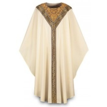 Beige Chasuble from Slabbinck
