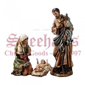 "39"" Colored Nativity - Out of Stock Until May 2018"