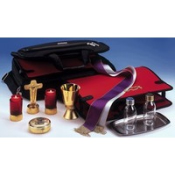 Travel Mass Set with Gold Plated Chalice