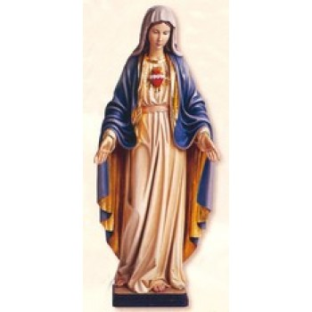 Immaculate Heart of Mary Statue Italian Designed
