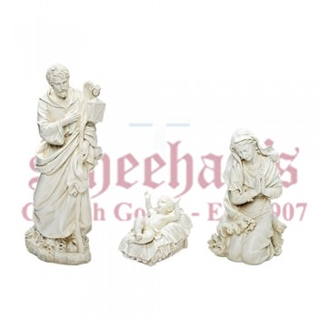 Holy Family Garden Figures