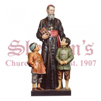 St. Louis Versiglia With Two Children