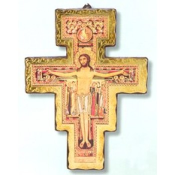 San Damiano Wood Crucifix