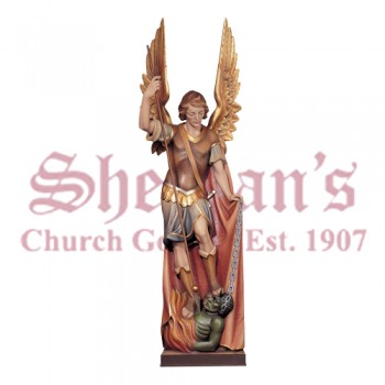 Michael, the Archangel Statue from Demetz Art Studio