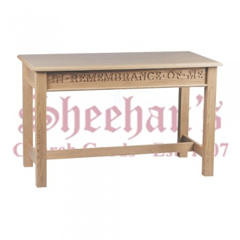 Contemporary Style Communion Table