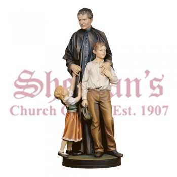 St. John Bosco With Children