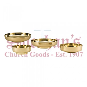 Bowl Paten with Base
