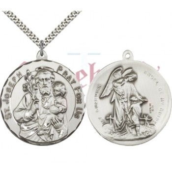St. Joseph and Child Medals