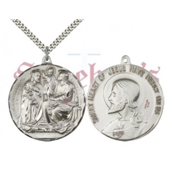 Holy Family Medals