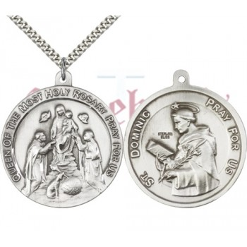 Holy Rosary Medals