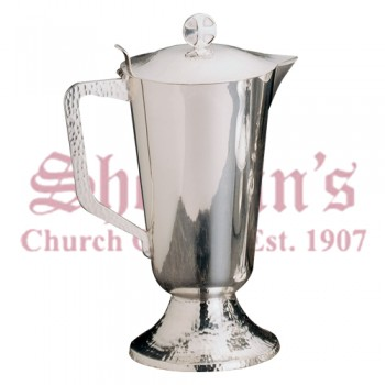 Lutheran Hand hammered Flagon