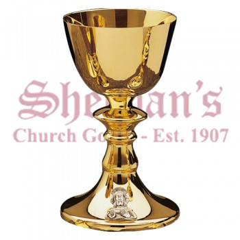 Father God Silver Anagram Classic Degisn Memorial Chalice