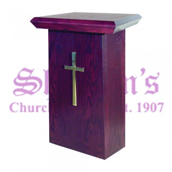 Tabernacle Stand with Cross