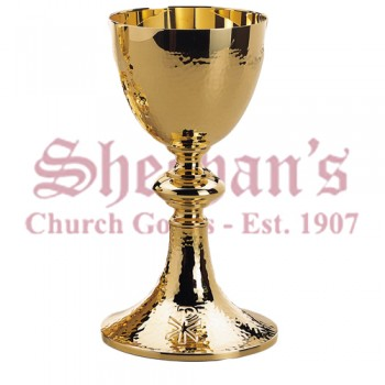 Modern PX symbol Chalice and Scale Paten