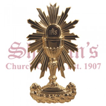 Chalice And Host Liturgical Symbols