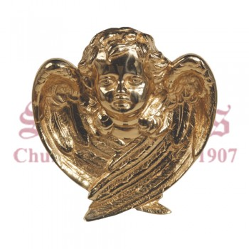 """Cherub Angel"" Liturgical Symbol"