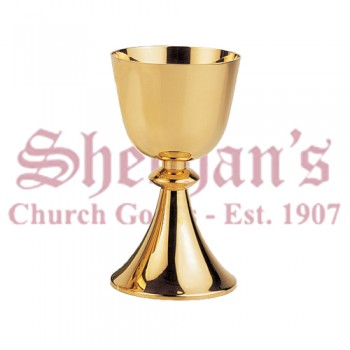 Artimetal Principal Chalice Brass Gold Plated